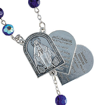 Mysteries Center Rosary