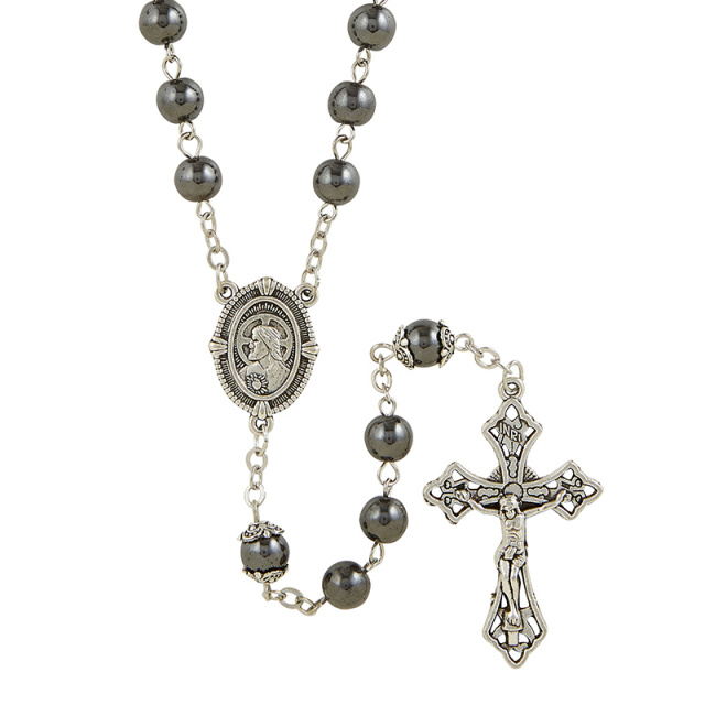 Father's Day Rosary with case
