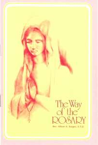 The Way of the Rosary booklet