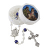 Peace on Earth Collection - Rosary with Two-Piece Case