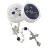 Believe Collection - Rosary with Two-Piece Case